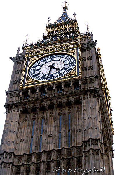 ArkImages.com - Shawn Benjamin Photography | UK, London - Big Ben