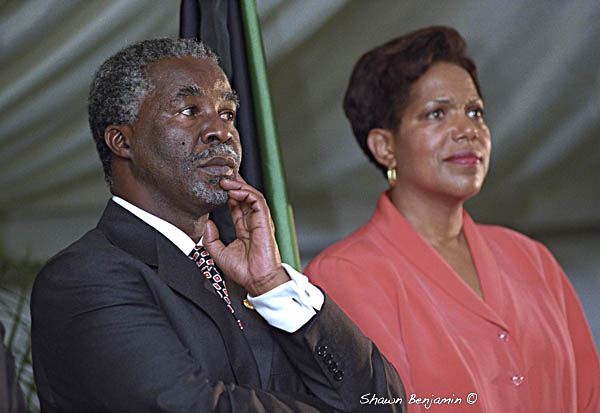 ArkImages.com - Shawn Benjamin Photography | Thabo Mbeki
