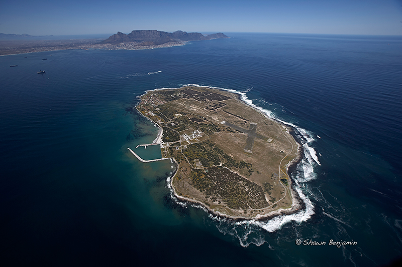 ArkImages.com – Shawn Benjamin Photography | Aerial Photography – Robben Island, Cape Town