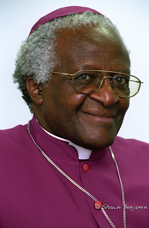 ArkImages.com - Shawn Benjamin Photography | Archbishop Desmond Tutu