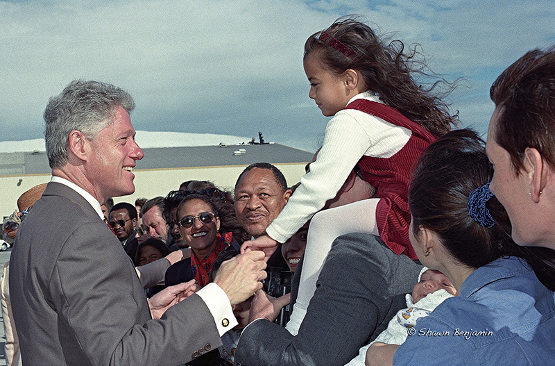 ArkImages.com - Shawn Benjamin Photography | Bill Clinton