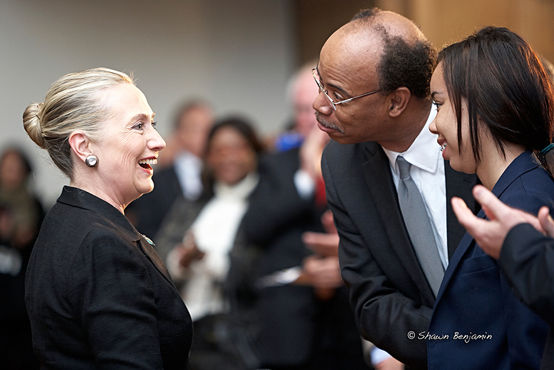 ArkImages.com - Shawn Benjamin Photography | Hillary Clinton