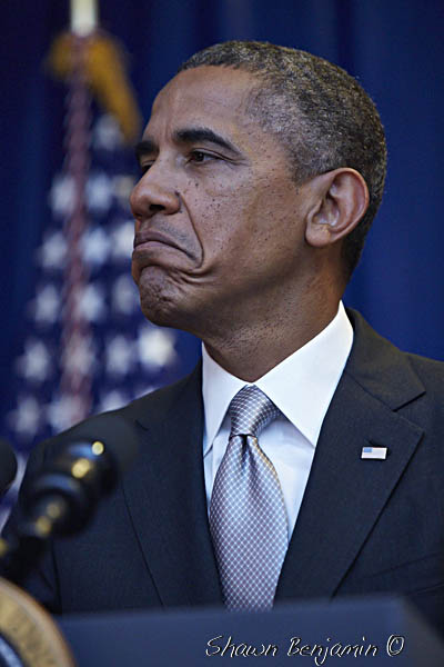 ArkImages.com - Shawn Benjamin Photography | President Barak Obama