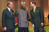 ArkImages.com - Shawn Benjamin Photography   Nelson Mandela + The Royal Family