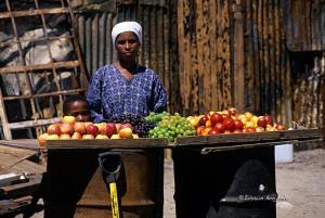 ArkImages.com - Shawn Benjamin Photography | Food Vendor, South Africa