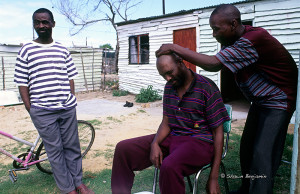ArkImages.com - Shawn Benjamin Photography | Home Barber, South Africa