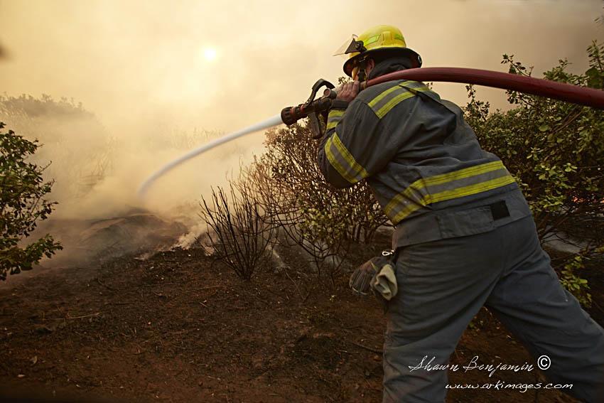 ArkImages.com - Shawn Benjamin Photography | Zwaanswyk| Fire |